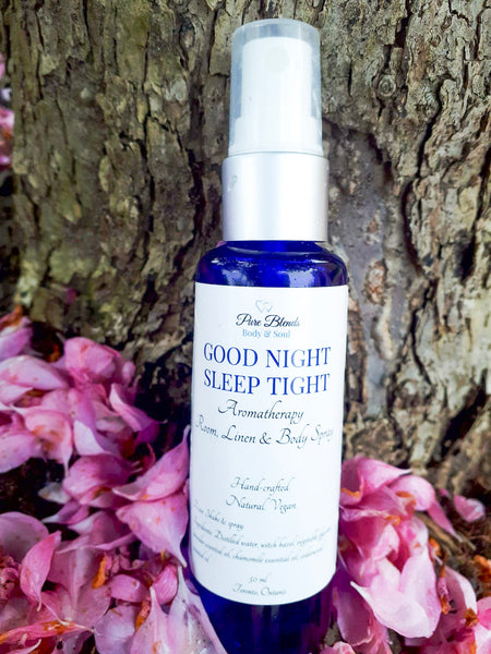 Good Night Sleep Tight Aromatherapy Spray