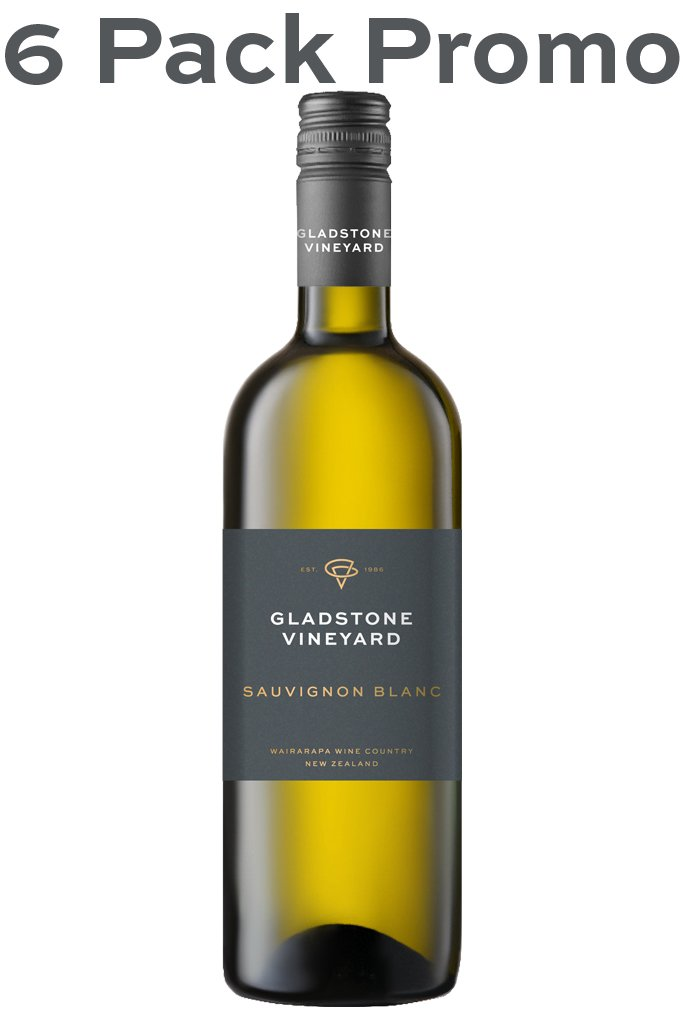 6 Pack - 2018 Estate Sauvignon Blanc