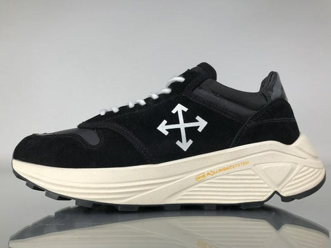 OFF WHITE JOGGER SHOES