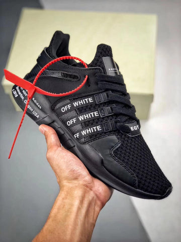 ADIDAS EQT BOOST X OFF WHITE