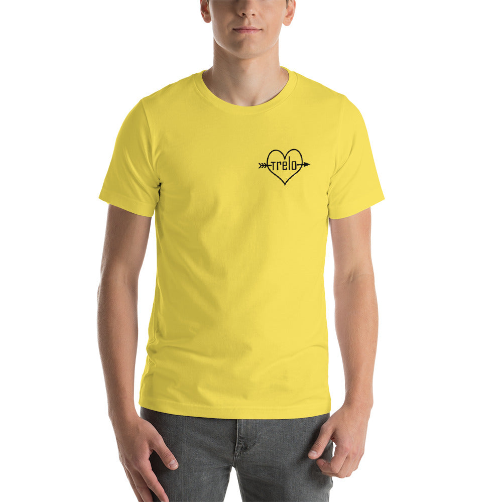 Tre & Alo Yellow T-Shirt