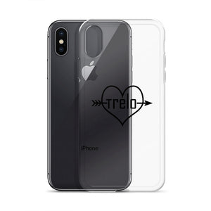 Tre & Alo Clear Phone Case