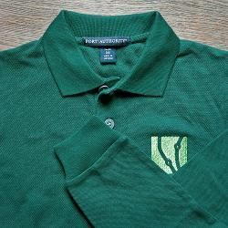 Youth Long Sleeve Polo Shirt