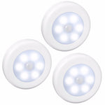 3 Pack Motion Sensor Lights