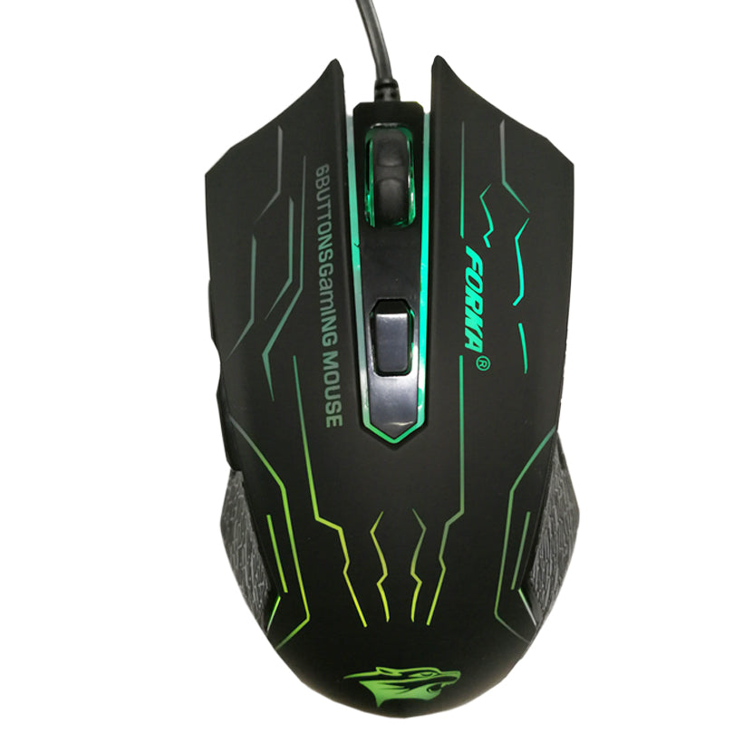 Quiet Click Gaming Mouse