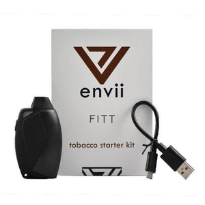 The FITT by Envii - Starter Kit - Tobacco