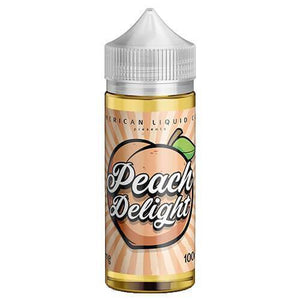 Delight by American Liquid Co. - Peach Delight