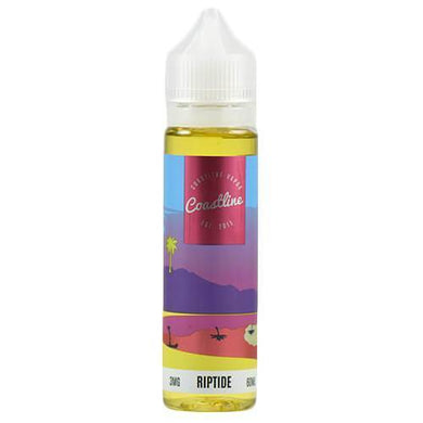 Coastline by Ripe Vapes - Rip Tide