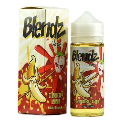 Blendz Vape - Strawberry Banana