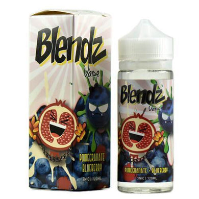 Blendz Vape - Pomegranate Blueberry