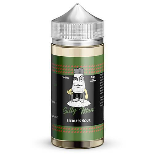 Salty Man Vapor eJuice - Seedless Sour