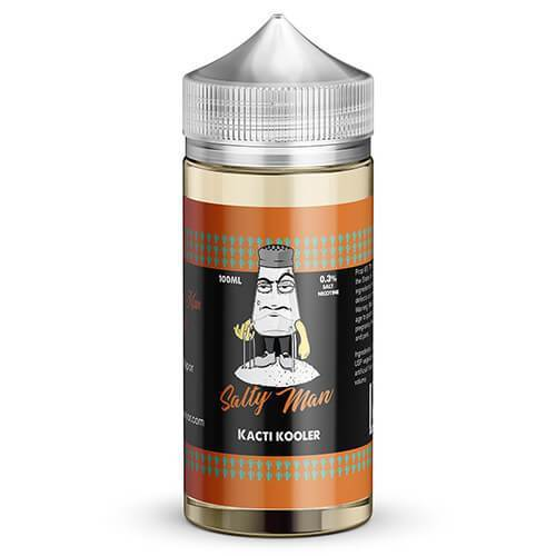 Salty Man Vapor eJuice - Kacti Kooler
