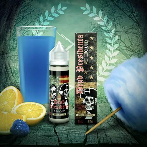 Dead Presidents E-Liquid - Washington