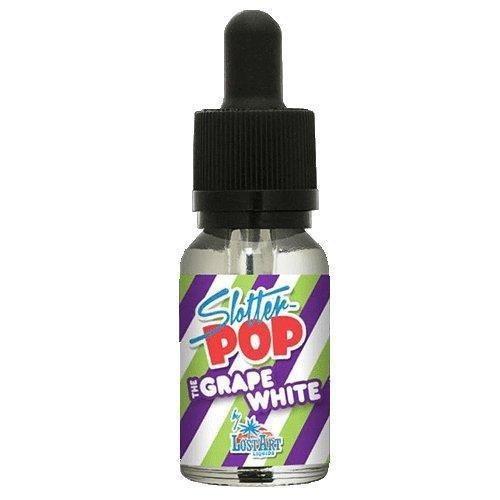 Slotter-Pops By Lost Art Liquids - The Grape White