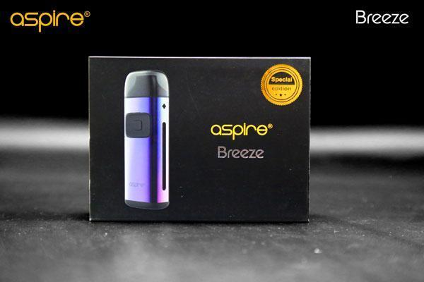 Aspire Breeze All-in-One Vape Starter Kit (Limited Edition)