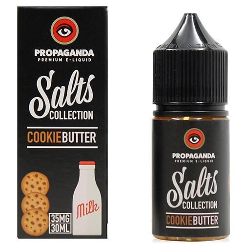 Propaganda E-Liquid SALT - Cookie Butter