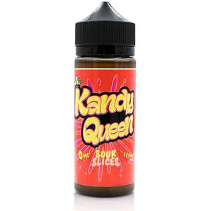 Kandy Queen eJuice - Sour Slices