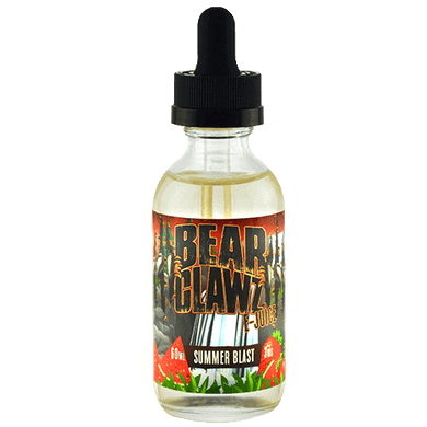 Bear Clawz E-Juice - Summer Blast