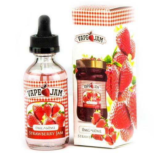 Vape Jam E-Liquid - Strawberry Jam