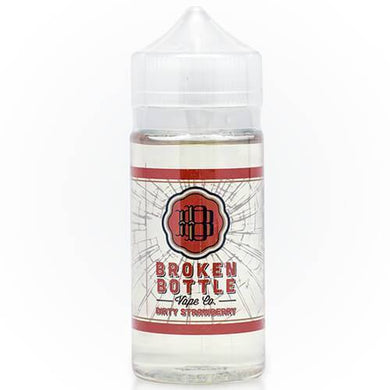 Broken Bottle Vape Co. - Dirty Strawberry