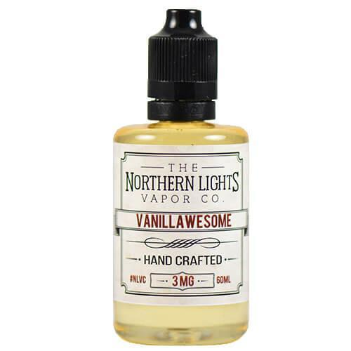 Northern Lights Vapor Co. - Vanillawesome