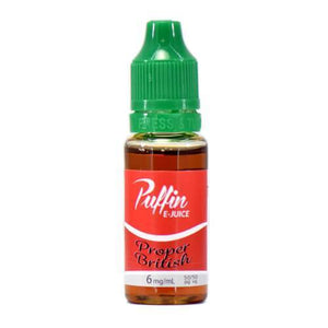 Puffin E-Juice - Proper British