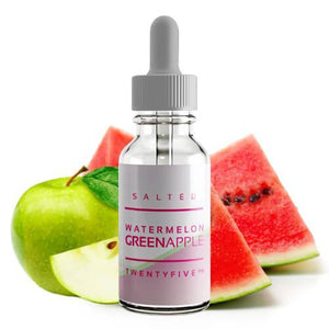 Salt Drops eLiquid - Salted Watermelon Green Apple