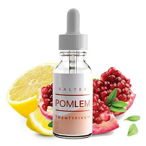 Salt Drops eLiquid - Salted Pom Lem