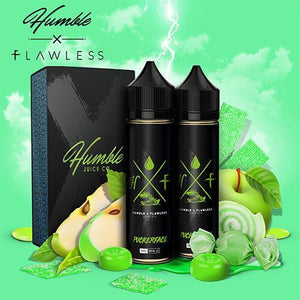 Humble x Flawless Collaboration - Puckerface