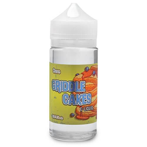 Kings Crest Premium E-Liquid - Griddle Cakes