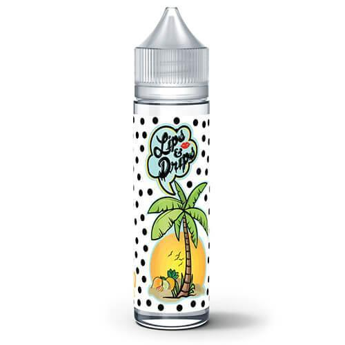 Lips & Drips eJuice - Tropical Kisses