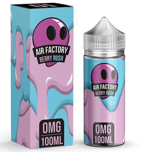 Air Factory Eliquid - Berry Rush
