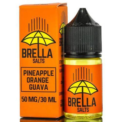 Brella Salts - Pineapple Orange Guava