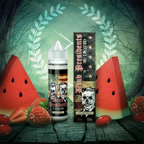 Dead Presidents E-Liquid - Roosevelt