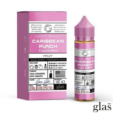 Basix Series by Glas E-Liquid - Caribbean Punch