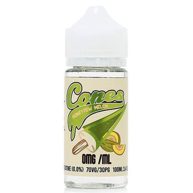 Cones eLiquid - Honeydew Melon