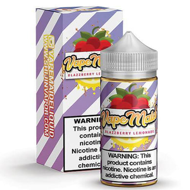 Vape Maid By Shijin Vapor - Blazzberry Lemonade