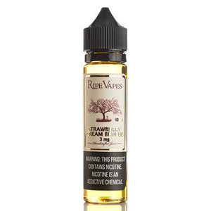 Ripe Vapes Handcrafted Joose - Strawberry Creme Brulee
