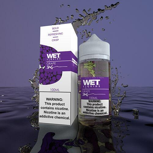 Wet Liquids - Grape eJuice