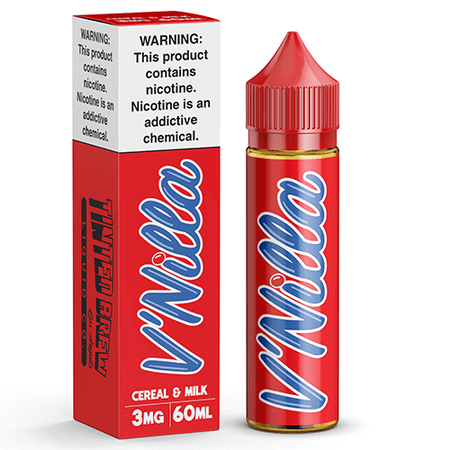 V'Nilla - Cereal & Milk eJuice