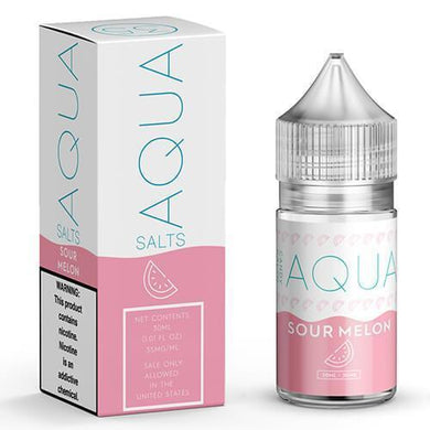 Aqua eJuice SALTS - Sour Melons