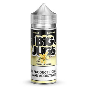 Big Jugs E-Juice - Vanilla Milk