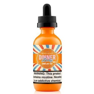 Dinner Lady Premium E-Liquids - Corn Flake Tart
