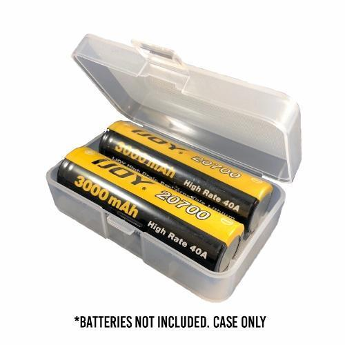KeepPower D4 Battery Case for 20700 & 21700