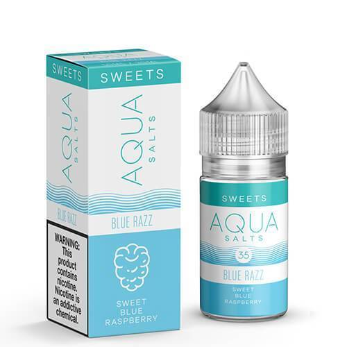 Aqua eJuice SALTS - Blue Razz