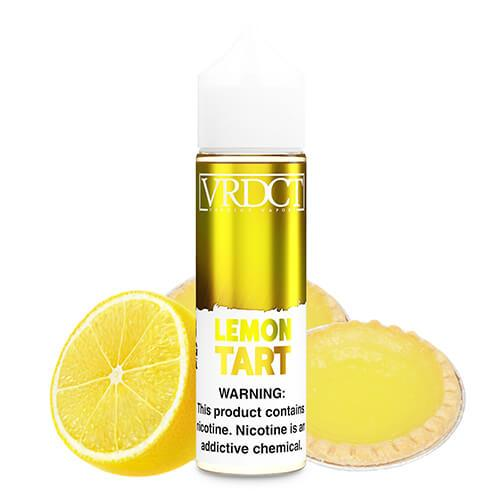 Verdict Vapors - Lemon Tart