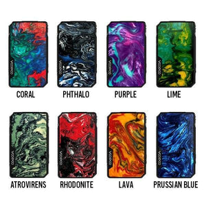 Voopoo DRAG Mini 117W TC Box Mod - Resin Edition (Black)