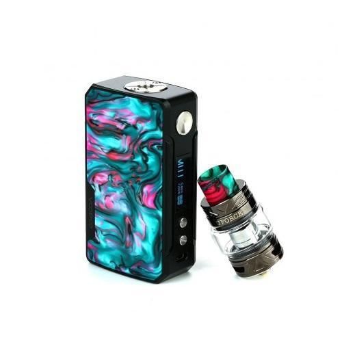 Voopoo DRAG Mini 117W TC Full Kit - Resin Edition (Black)