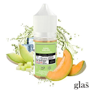 Basix Nic Salts by Glas - Cool Melon