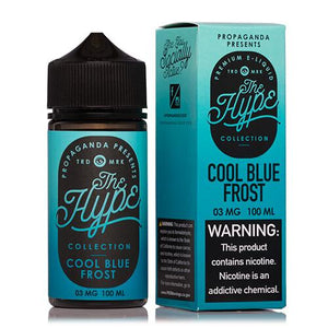 Propaganda E-Liquid The Hype Collection - Cool Blue Frost
